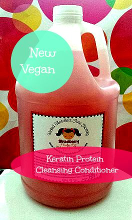 Gallon Vegan Keratin Protein Cleansing Conditioner
