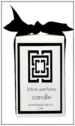 Lotion Perfume Candle