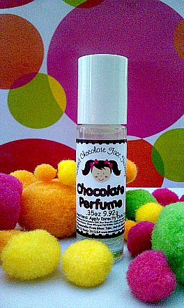 Chocolate Perfume-chocolate kids perfume
