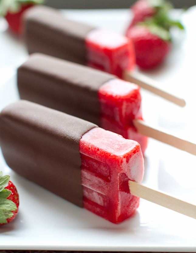 chocolate-strawberry