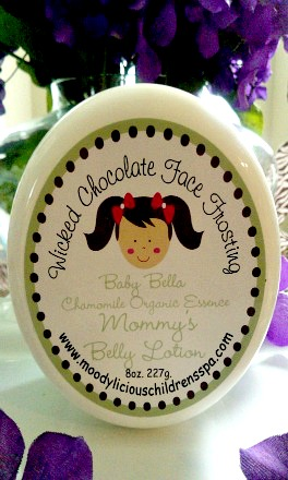 Baby Bella Chamomile Mommy Belly Cream