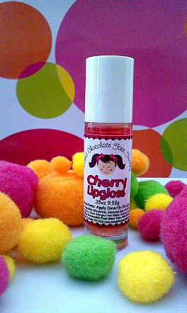 Natural Hypoallergenic Roll-On Lipgloss